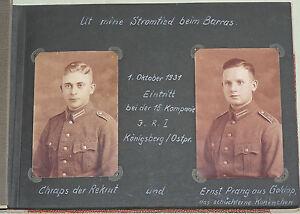 Grosses-Fotoalbum-des-Infanterie-Regiment-1-Koenigsberg-1931-1945