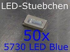 300 stücke High Power 0,5 Watt 50 55lm SMD 5730 Blau Rot und Reinweiß LED