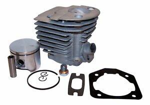 HYWAY-Husqvarna-51-Cylindre-Assemblage-45MM-Nisc-Enduit-12-Mois-Garantie-Neuf