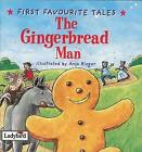 The Gingerbread Man: Based on a Traditional Folk Tale by Penguin Books Ltd (Hardback, 1999)