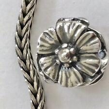 AUTHENTIC TROLLBEADS Scorpio Zodiac Sterling Silver Bead 11347 NEW! ONE