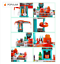 thumbnail 6 - Children's Play Kitchen Set And Accessories With Sounds And Lights, Pots And Pan