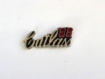 1988 Entermesser Anstecker Oldsmobile Pin Automobilia Auto Pins