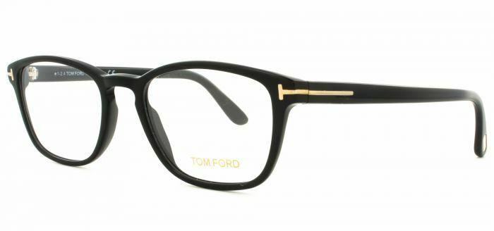 100% Original Tom Ford TF5535 Reading Glasses Black New Genuine