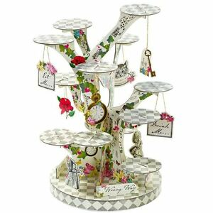 TRULY-ALICE-IN-WONDERLAND-TREE-SHAPED-CAKE-STAND-PARTY-CENTREPIECE-MAD-HATTER