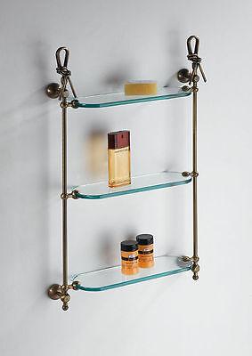 Accessori bagno: Pensile vetro 3 mensole wc prodotto