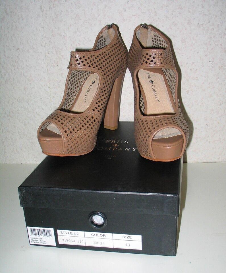 Friis & Co   DBA billige damesko og støvler