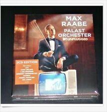 Artikelbild CD- Max Raabe-MTV Unplugged Raabe,Max, NEU&OVP