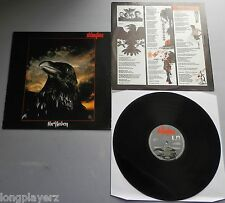 The Stranglers - The Raven UK 1979 United Artist LP Joh Bjelke-Petersen Inner