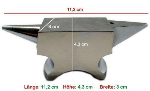 und Juwelierarbeiten Mini Amboss für Uhrmacher