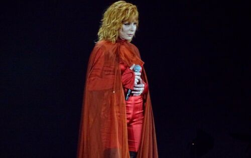 1194 photo 10*15cm 4x6 INCH MYLENE FARMER