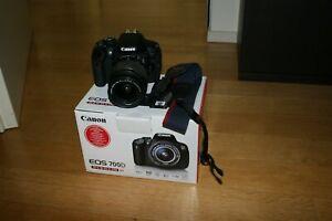 Fotocamera-reflex-Canon-EOS-700D-obiettivo-Canon-18-55-IS-scheda-sd-32gb