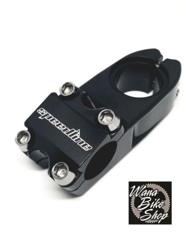 SPEEDLINE BMX PARTS MINI ELITE STEM 48mm 1/' Black