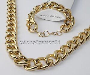 statement set kette armband collier halskette gold damen. Black Bedroom Furniture Sets. Home Design Ideas