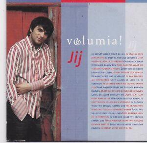 Volumia-Jij-cd-single
