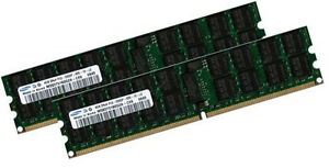 2x 4gb 8gb Ecc Ram Mémoire Ibm Xseries X3610 667 Mhz Registered-afficher Le Titre D'origine Oskith6u-07180947-161411596