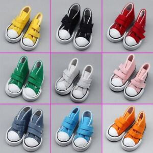 Fashion-Doll-Accessories-Cloth-Canvas-Sneakers-Shoes-For-Girl-amp-Boy-Doll