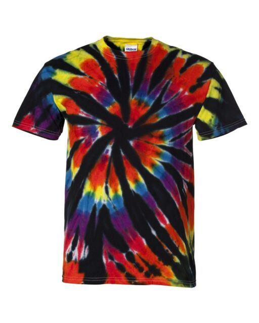 PEACHES PICK Brand NEW Tie Dye T-shirt S,M,L,XL,2X,3X Blank Tye Died Dyed Tee