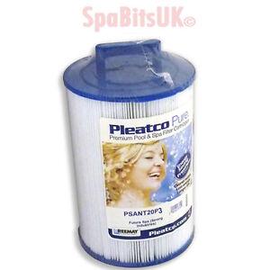 Psant20p4 filtre Pleatco fits Forte Hot Tubs Spas
