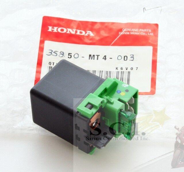 HONDA VT750 SHADOW VFR800 ST1300 GL1500 CB600F STARTER SWITCH RELAY SOLENOID