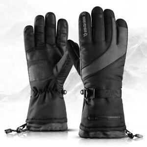 40-Waterproof-Fleece-Ski-Gloves-Winter-Warm-Snowboard-Thermal-Motorcycle-USA