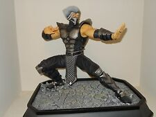 Syco Collectibles Mortal Kombat Statue Smoke 18in MK 9 2011