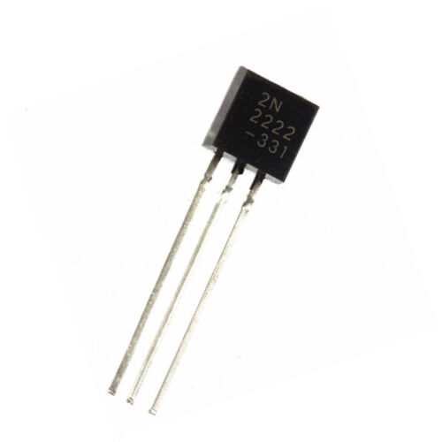 100Pcs Brand NPN Transistor TO-92 2N2222A 2N2222 Practical good quality BBC