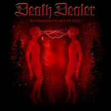 DEATH DEALER An unachieved act of god CD great Canada classic power metal