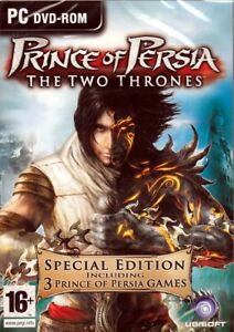 Prince Of Persia 3 Pc Games Trilogy Two Thrones Sands Of Time