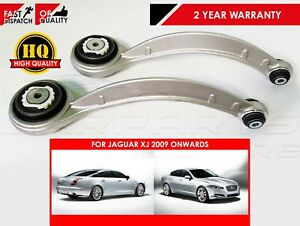 FOR-JAGUAR-XJ-X351-2009-FRONT-SUSPENSION-LOWER-WISHBONE-CONTROL-CURVED-ARM-ARMS