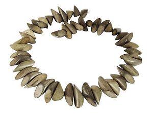 India-madera-gris-plata-perlas-034-TWIN-CUT-034-holzchen-24-26-mm-Perlas-de-H-si-10