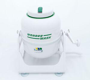 The Laundry Alternative Wonderwash Non-electric Portable Mini Washing Machine