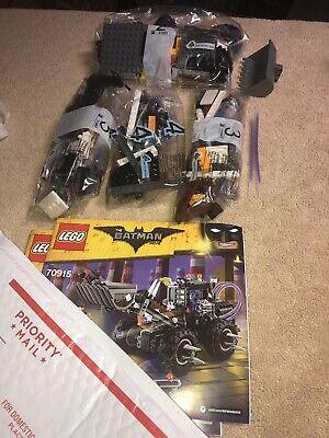 LEGO DC Universe 70915 BATMAN Movie Two-Face EXCAVATOR ONLY No Minifigures//Box