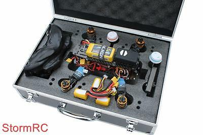 FPV 250 size Racing Quad Carry Case ZMR250 QAV250 FPV250 etc UK Sale
