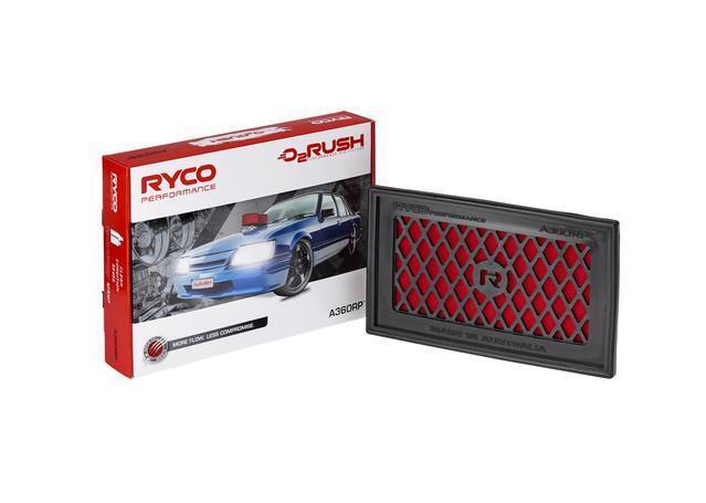RYCO O2 Rush Performance Air Filter A360RP FOR NISSAN 200SX 350Z NAVARA 92~05