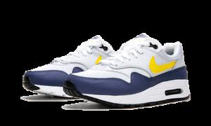 NEW Nike Air Max 1 GS White Tour Yellow