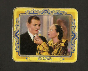 JOAN-CRAWFORD-CLARK-GABLE-CARD-GARBATY-COLLECTION-ROSS-PHOTO-EMBOSSED