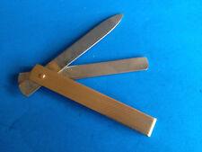 Ancien Outil à Ongles de Poche HOCKEY SOLINGEN / Antique Pocket Knife