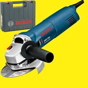 BOSCH-Winkelschleifer-GWS-1000-125-mm-im-Koffer