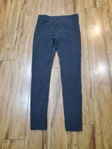 lou & grey fitted grey leggings fitted 93% cotton