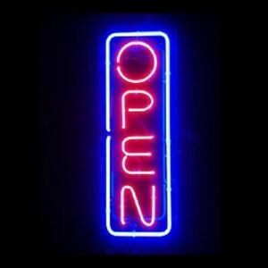 Light Bulbs Custom Rock & Roll Glass Neon Light Sign Beer Bar Neon Bulbs & Tubes