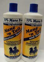 Mane 'n Tail Original Shampoo And Conditioner,16 Oz Each