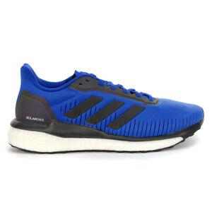 Adidas Men's Solar Drive 19 Collegiate Royal/Black/White Shoes EF0787 NEW