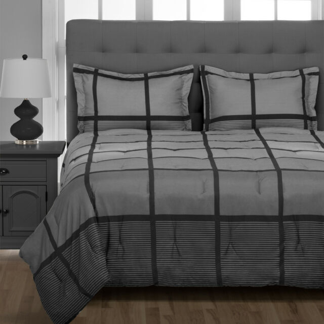 Twin Xl Bed In A Bag 5 Piece Twin Extra Long Comforter Set