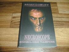 Brian Lumley -- NECROSCOPE  # 13 // KONZIL der VAMPIRE // ultimative Vampir-Saga