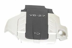 AUDI A4 B7 2.7 TDI AVANT 2008 RHD ENGINE TOP TRIM COVER PANEL 059103925