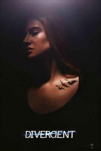 Tris Maxi Poster 61cm x 91.5cm new and sealed Divergent