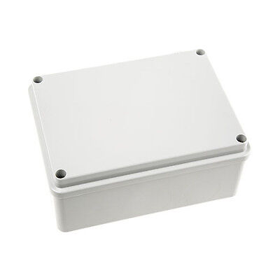 Junction Box Outdoor Adaptable Enclosure 190mm x 140mm x 70mm IP56 Weatherproof
