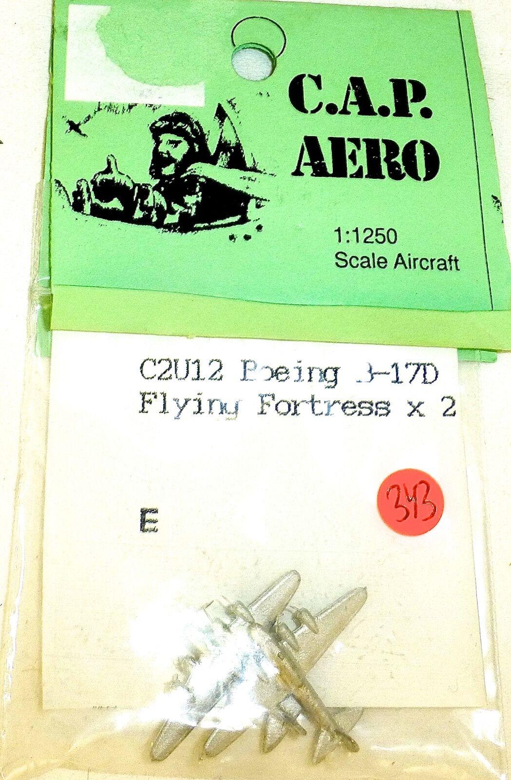 2x Avion Boeing Flying Fortress CAPUCHON CAPUCHON CAPUCHON Aero pour Modèle de bateau 1 1200 32d589