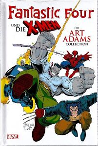 FANTASTIC-FOUR-und-die-X-MEN-Art-Adams-Collection-HC-lim-444